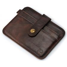Оригинальный мини-бумажник из кожи для кредиток/визиток и бумажных купюр Вы всегда можете купить в интернет-магазине SOIN-STORE.ru