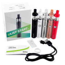 Eleaf iJust Start Plus 1600mAh E-Cigarette Starter Kit (white) in SOIN-STORE