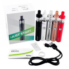 Eleaf iJust Start Plus 1600mAh E-Cigarette Starter Kit (red) in SOIN-STORE