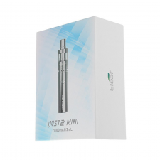 Eleaf iJust 2 Mini 1100mAh Rechargeable Starter Kit (silver) in SOIN-STORE