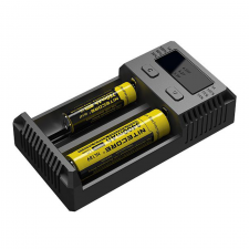 5134800 Nitecore NEW i2 Intellicharger 2-Slot Battery Charger (EU) in SOIN-STORE