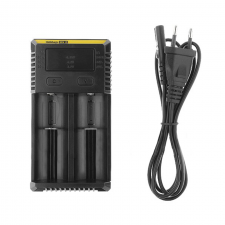 Nitecore NEW i2 Intellicharger 2-Slot Battery Charger (EU) in SOIN-STORE