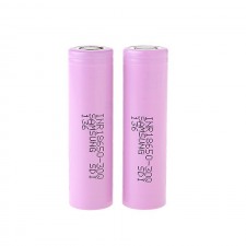 Samsung INR18650-30Q 3.6V 3000mAh Rechargeable Li-ion Batteries (2-Pack) in SOIN-STORE