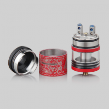 IJOY Limitless Plus RDTA (red) in SOIN-STORE