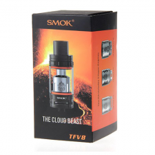 Клиромайзер Smoktech SMOK TFV8 Sub Ohm (black) купить в SOIN-STORE.ru