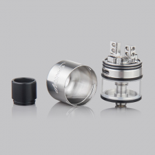 GeekVape Avocado 24 Bottom Airflow RDTA (silver) купить в SOIN-STORE.ru
