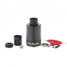 Атомайзер Digiflavor Pharaoh RDA (black) купить в SOIN-STORE.ru