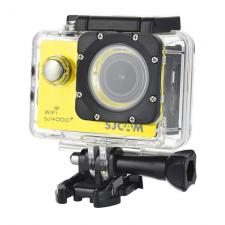 """Экшн камера SJCAM SJ4000+ (Plus) 1.5"""" LCD 2K, 1080P Full HD Wifi (yellow) купить в SOIN-STORE.ru"""