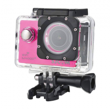 "Экшн камера SJCAM SJ4000+ (Plus) 1.5"" LCD 2K, 1080P Full HD Wifi (rose) купить в SOIN-STORE.ru"