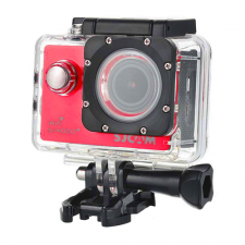 "Экшн камера SJCAM SJ4000+ (Plus) 1.5"" LCD 2K, 1080P Full HD Wifi (red) купить в SOIN-STORE.ru"