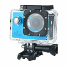 "Экшн камера SJCAM SJ4000+ (Plus) 1.5"" LCD 2K, 1080P Full HD Wifi (blue) купить в SOIN-STORE.ru"