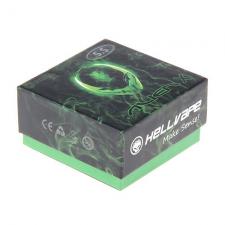 Атомайзер Hellvape Alien X RDA (silver) купить в SOIN-STORE.ru