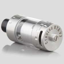 Атомайзер Cthulhu V3 RTA (silver) купить в SOIN-STORE.ru