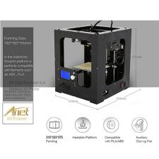 3D Принтер Anet A3 LCD12864 Acrylic Frame Assembled купить в https://soin-store.ru