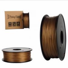 Пластик PLA Anet для 3D Принтеров и ручек (золото) купить в https://soin-store.ru