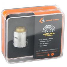 Атомайзер GeekVape Medusa RDTA (silver) купить с бесплатной доставкой