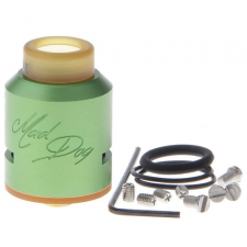 Атомайзер Desire Mad Dog RDA (green) купить с бесплатной доставкой!