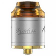 Атомайзер GeekVape Peerless RDA (silver) купить с бесплатной доставкой!