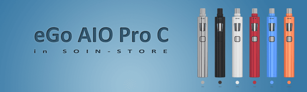 Электронная сигарета eGo AIO Pro C